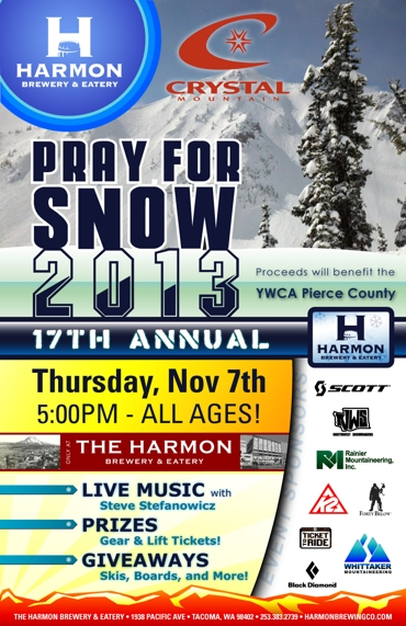 Pray for Snow Party